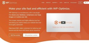 WP-Optimize – Clean, Compress, Cache