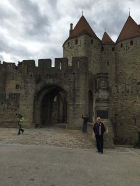 carcassonne gate
