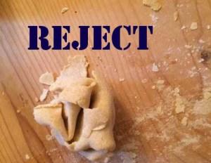 Rejected Pasta