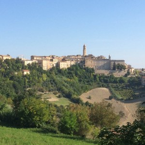 Petritoli - my home town.