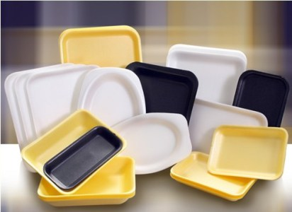 polystyrene food container machine1