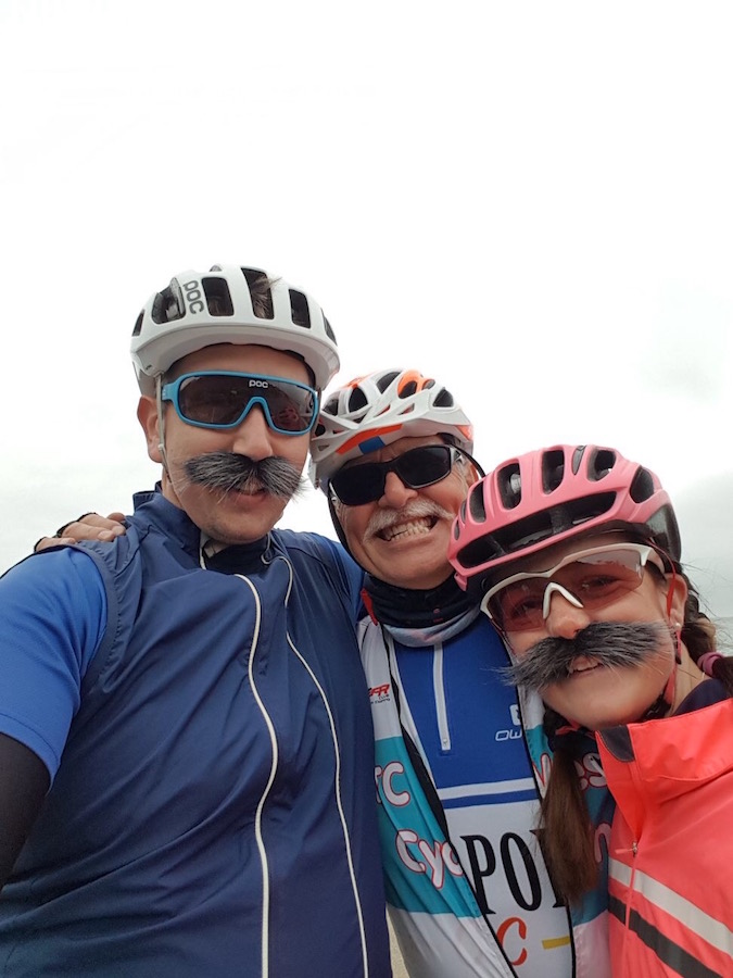 Note Number 40…Cycling, Creating Havoc, Circumnavigating… IOW