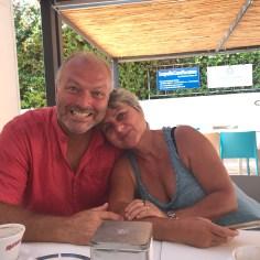 John and Tiziana
