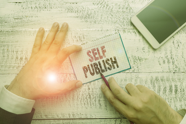 Self Publishing. . . a steep learning curve…