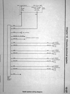 Wiring Diagram Thread *Useful info*  Nissan Forum