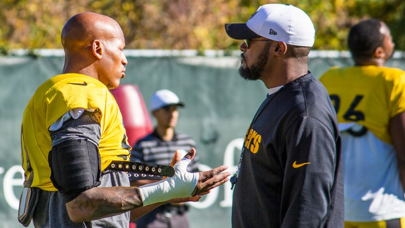 Ryan Shazier determined to play again