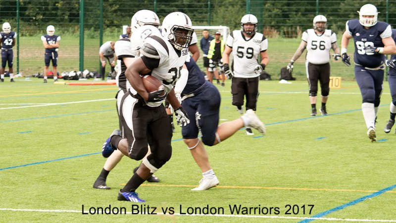 BAFA's National League week 10 highlights