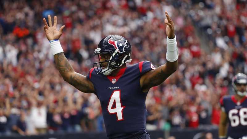 The Texans will be exciting under DeShaun Watson, but will their record reflect their promise?