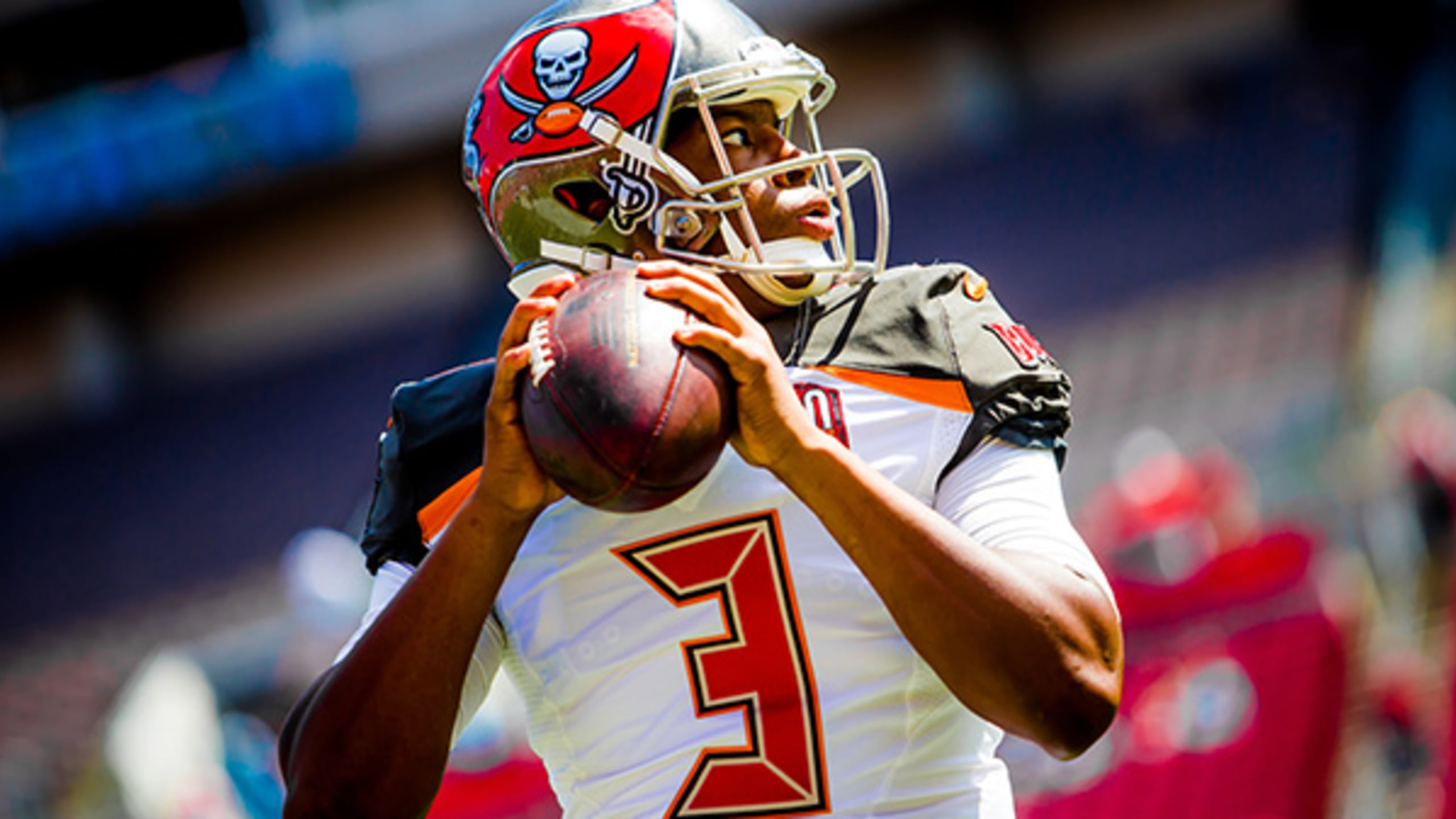 And the Starting Quarterback for Buccaneers is……