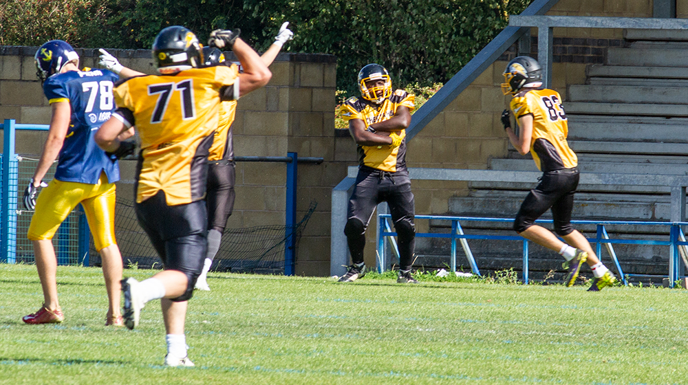 The BAFA National League 2018 season concludes
