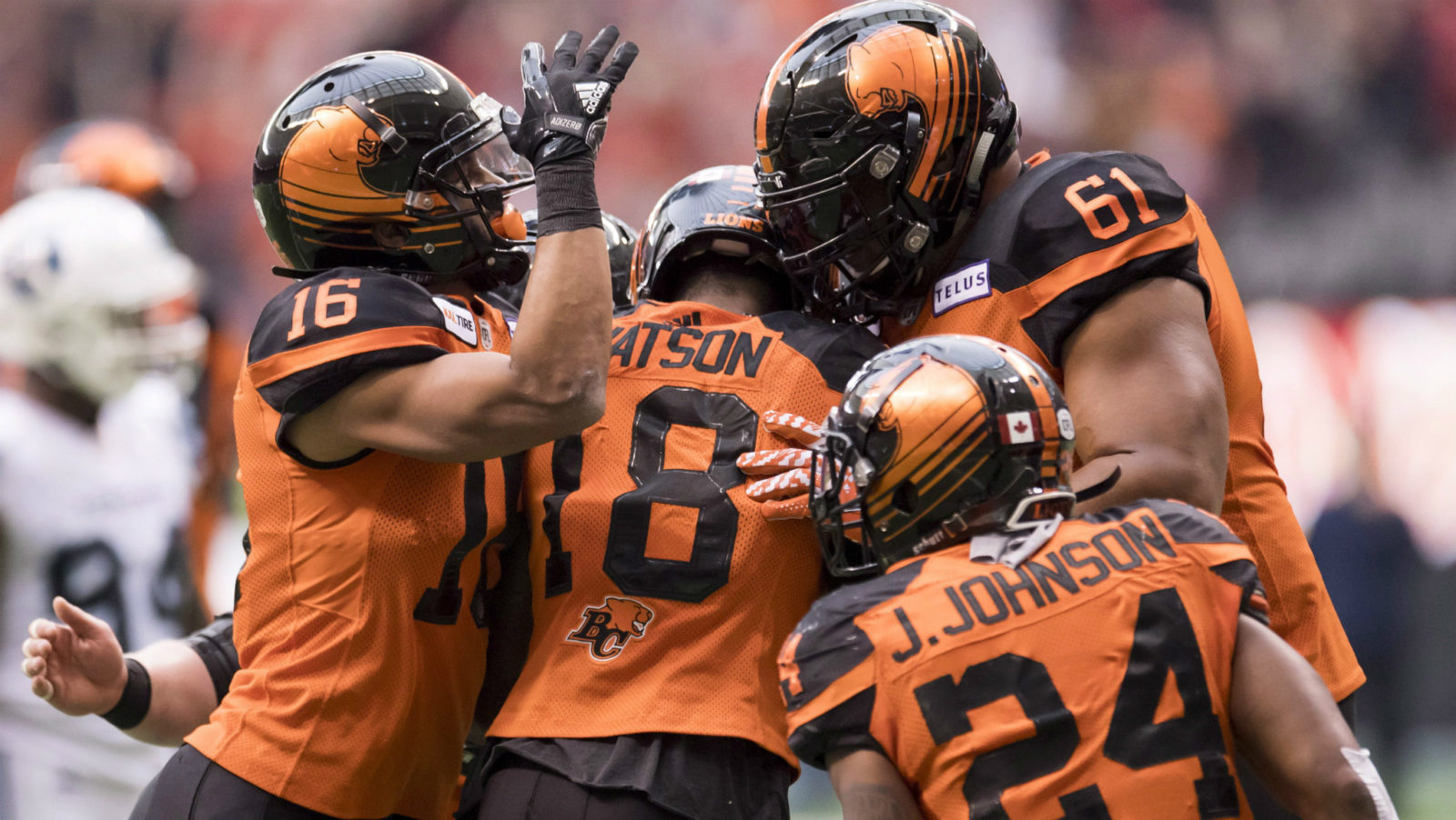 Wild West: The CFL playoffs are shaping up