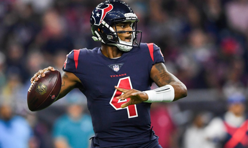 Houston Texans Stomp The Miami Dolphins