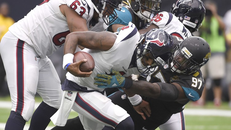 AFC South Week 7 Preview