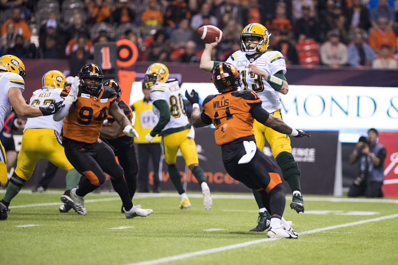 Coming into focus: The CFL playoffs are a little clearer