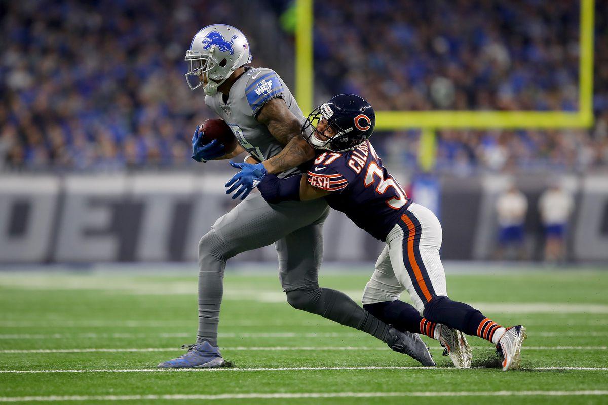 Thanksgiving Thursday: Bears vs Lions Preview