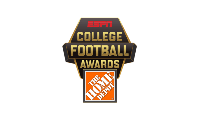 Clemson and Crimson Tide Lead College Football Awards Finalists