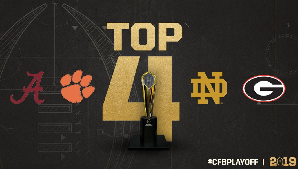 College Football Rankings Reaction – The Shift Before the Storm 