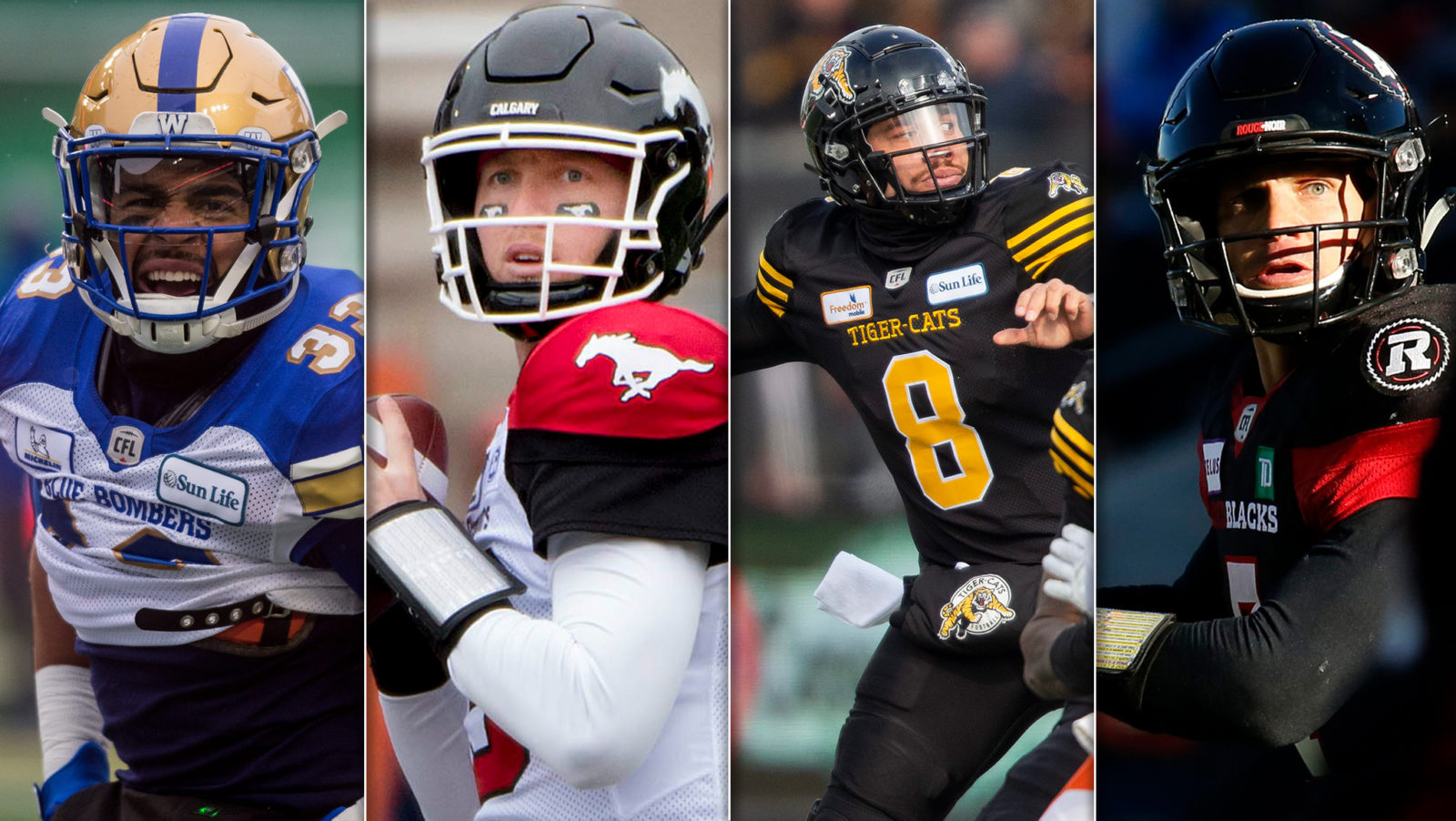 The CFL has its Final Four