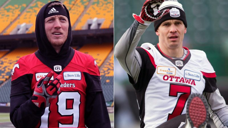 Grey Cup Generals. Who will lead their team to the win?