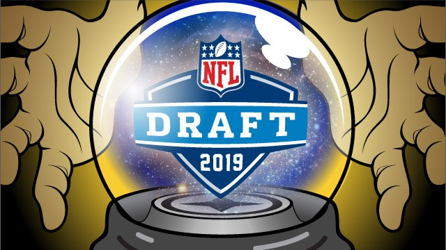 The San Francisco 49ers are on the mock…
