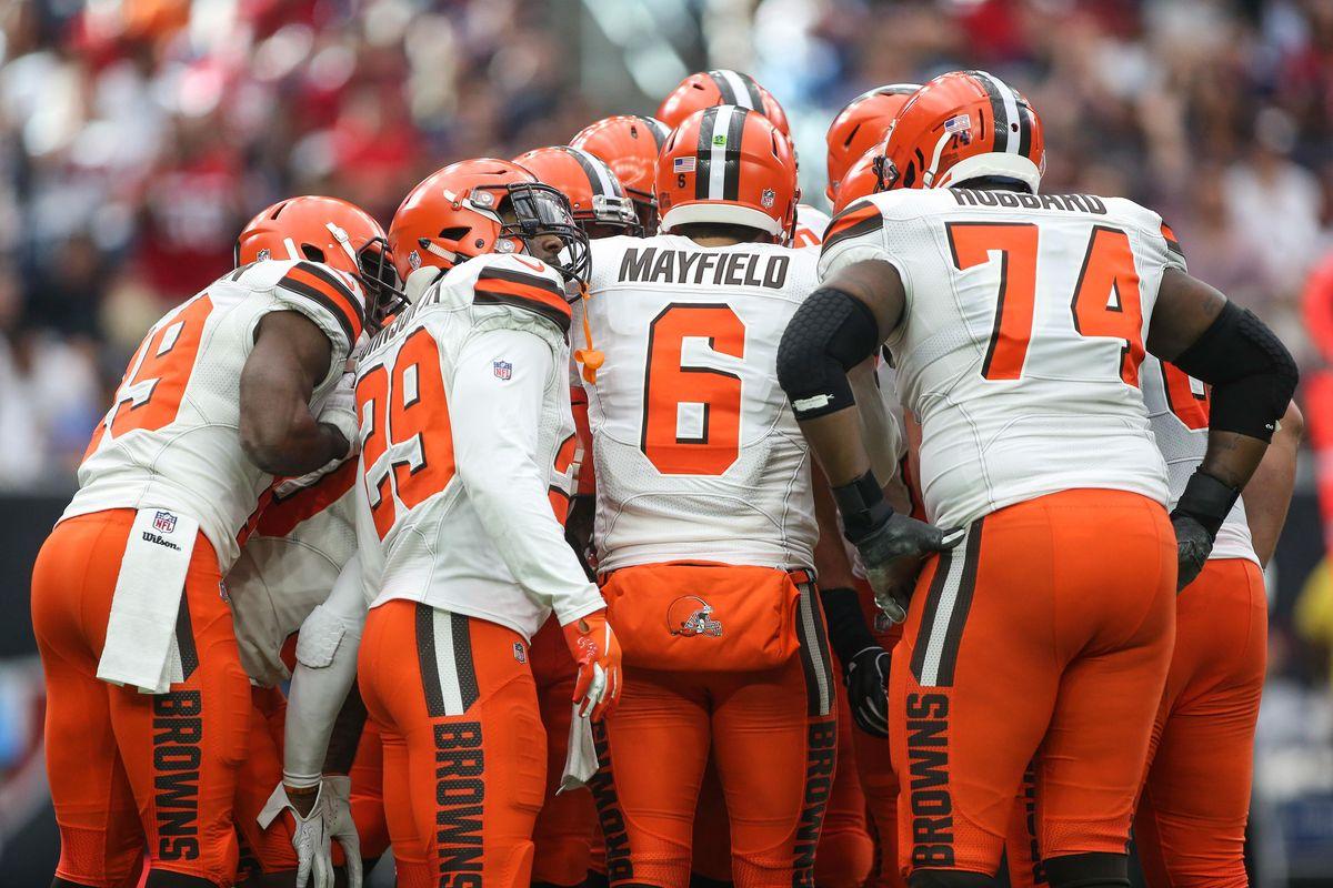 Baker and The Browns feeling Dangerous in December