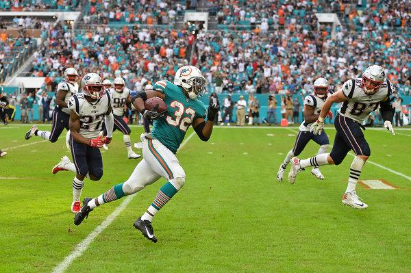 Miracle in Miami headlines football feast in the AFC East