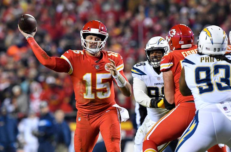 Kansas City are regular season monsters, but they're overrated as Super Bowl contenders