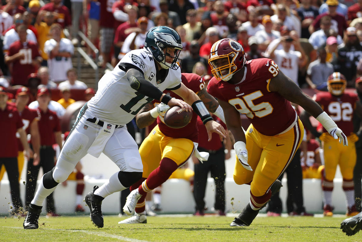 NFC East Preview: Eagles vs. Redskins (MNF)