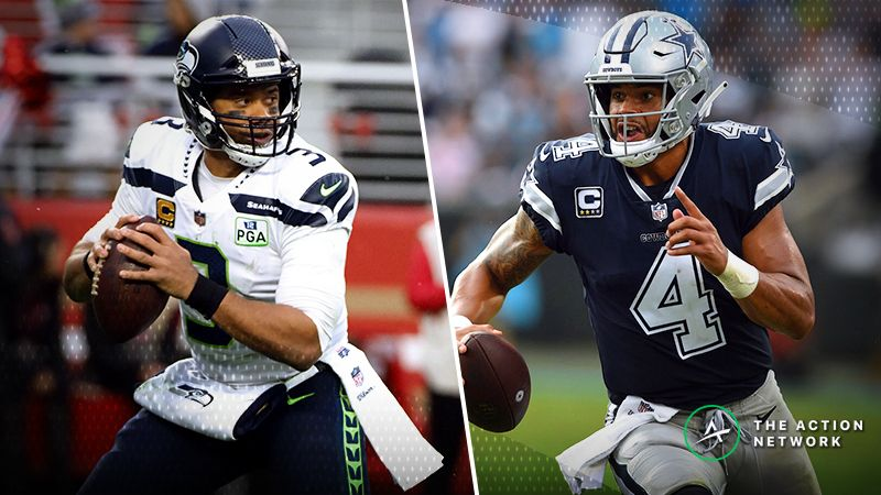 Wildcard Preview – Seahawks @ Cowboys