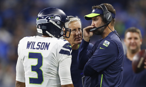 So what is the deal with Russell Wilson?