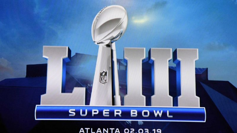 A symbolic failure – the Super Bowl logo