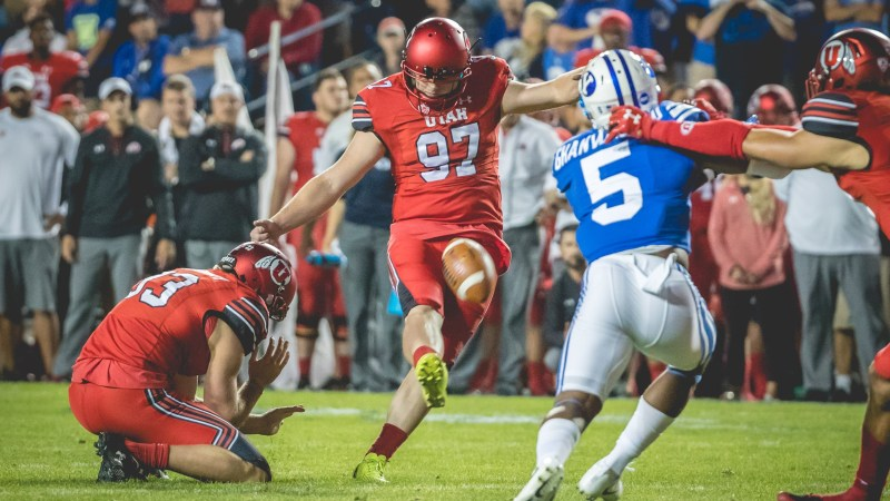 Path To The 2019 NFL Draft – Meet Utah Ute, Mattew  Gay
