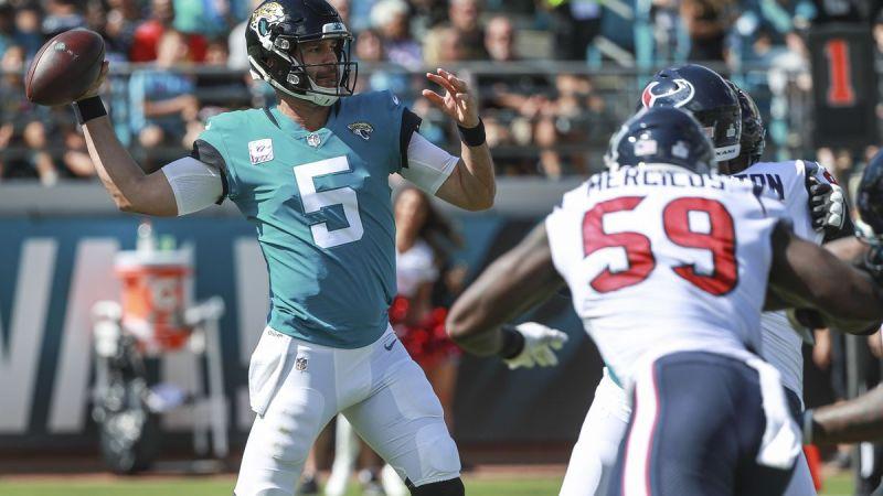 Can Rams Move Kickstart Blake Bortles' Career?