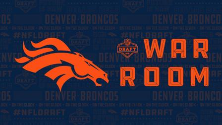 Denver Broncos: A Hodgkinson's Huddle Mock Draft Special
