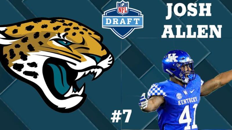 Jacksonville Jaguars Draft Josh Allen