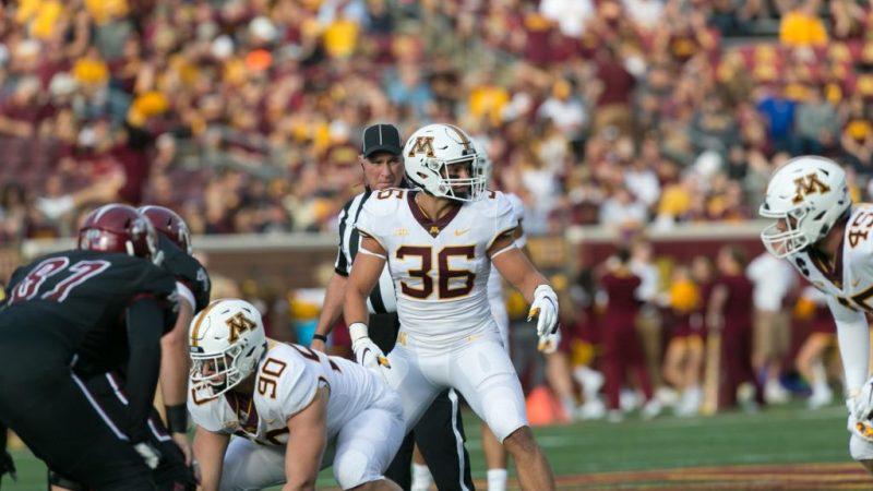Blake Cashman's Path To The Draft