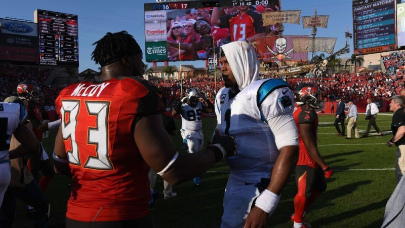 McCoy Stays In Division And Wants Revenge