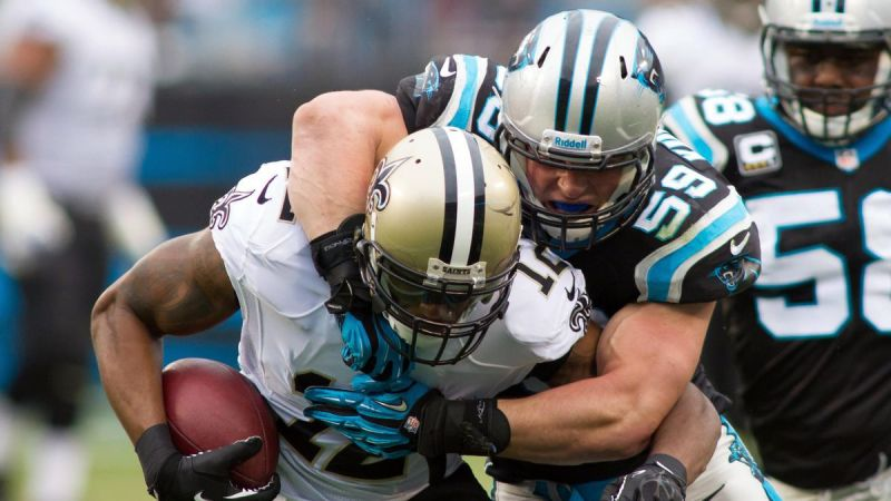 Worst To First: Ranking Linebackers In The NFC South