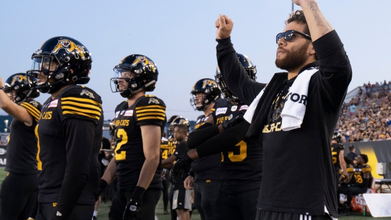 CFL SEASON CATCH UP: WEEK 7