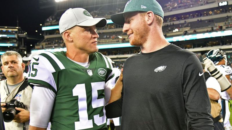 The Eagles and Josh McCown: a mutually beneficial relationship