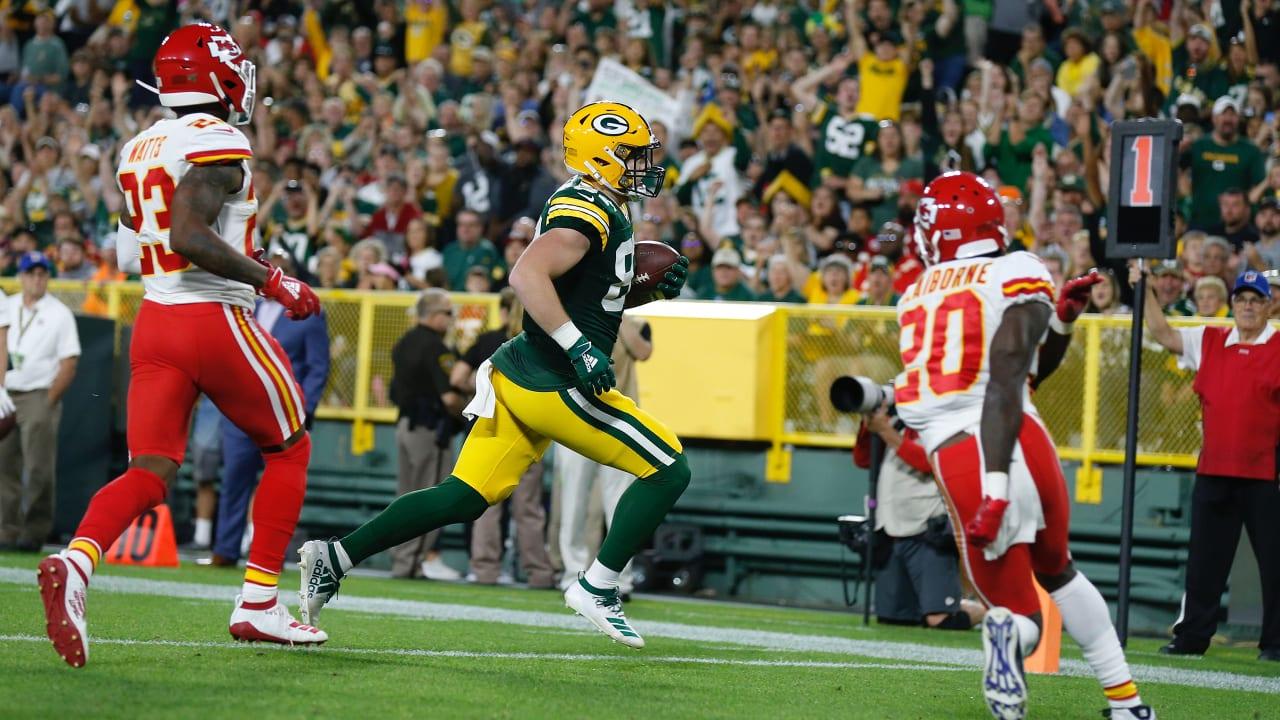 Packers end pre-season on a high