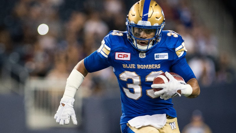 CFL SEASON CATCH UP: WEEK 10