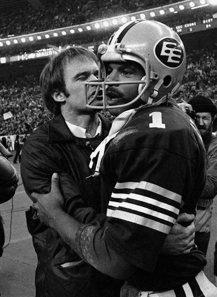 GREY CUP HISTORY: 40 YEARS AGO