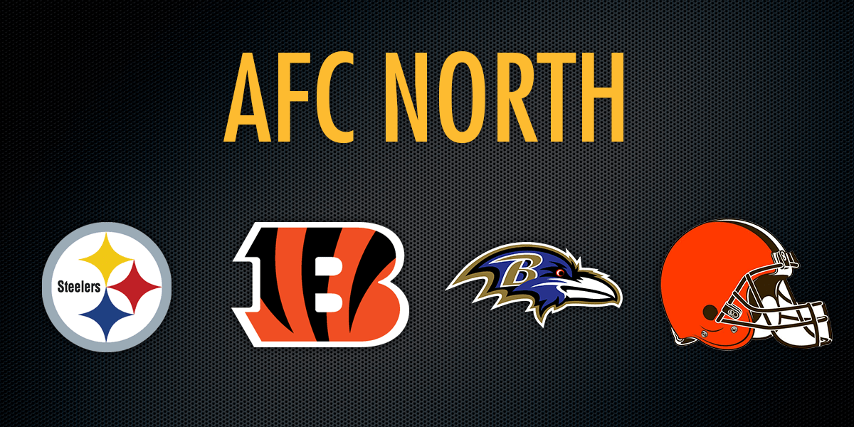 Power Rankings: AFC North