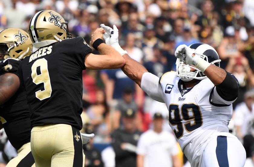 Brees Injury Throws NFC South Wide Open
