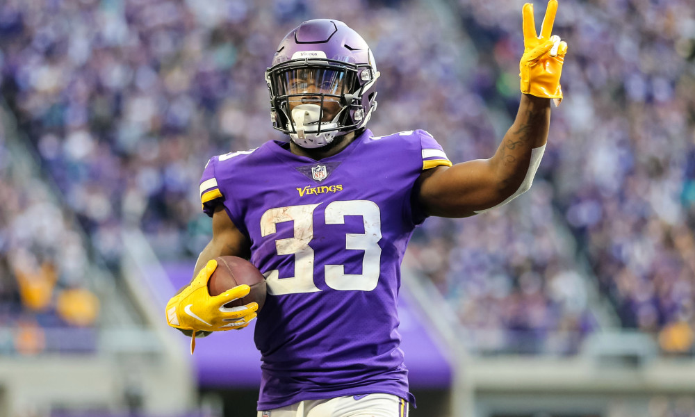 Vikings run riot in Atlanta