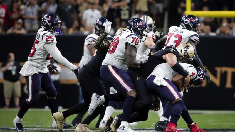 Saints & Falcons: Are They Who We Thought They Were?