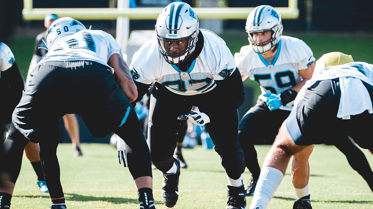 Panthers Rebuild In Bid For Playoff Push