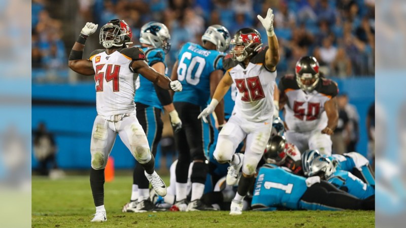 Tampa Tame the Panthers on Thursday Night Football