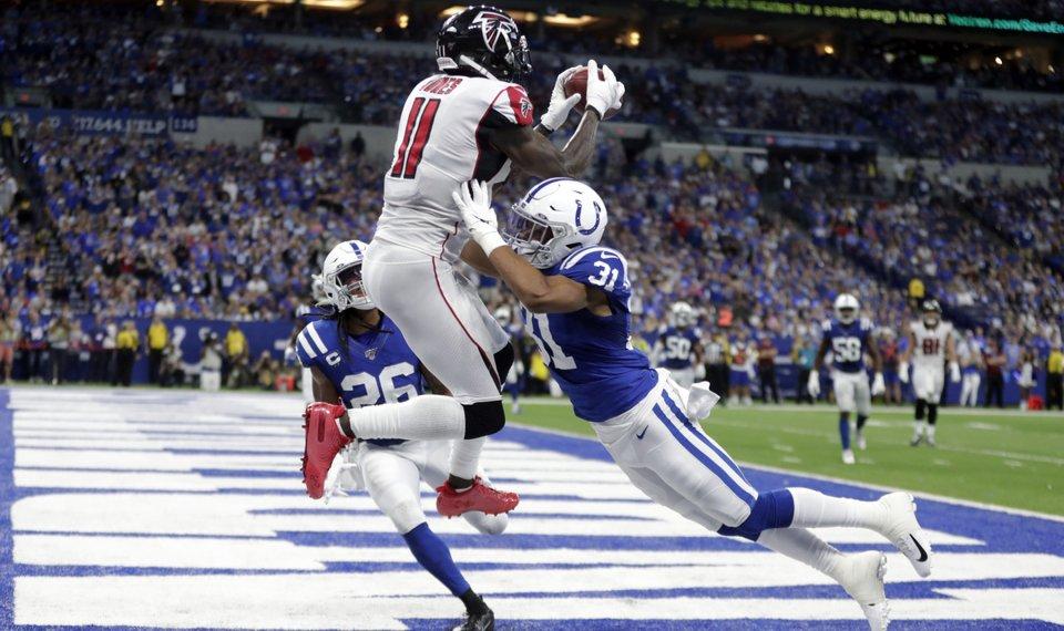NFLs Top 5 wide Receivers by Bryan Dickie